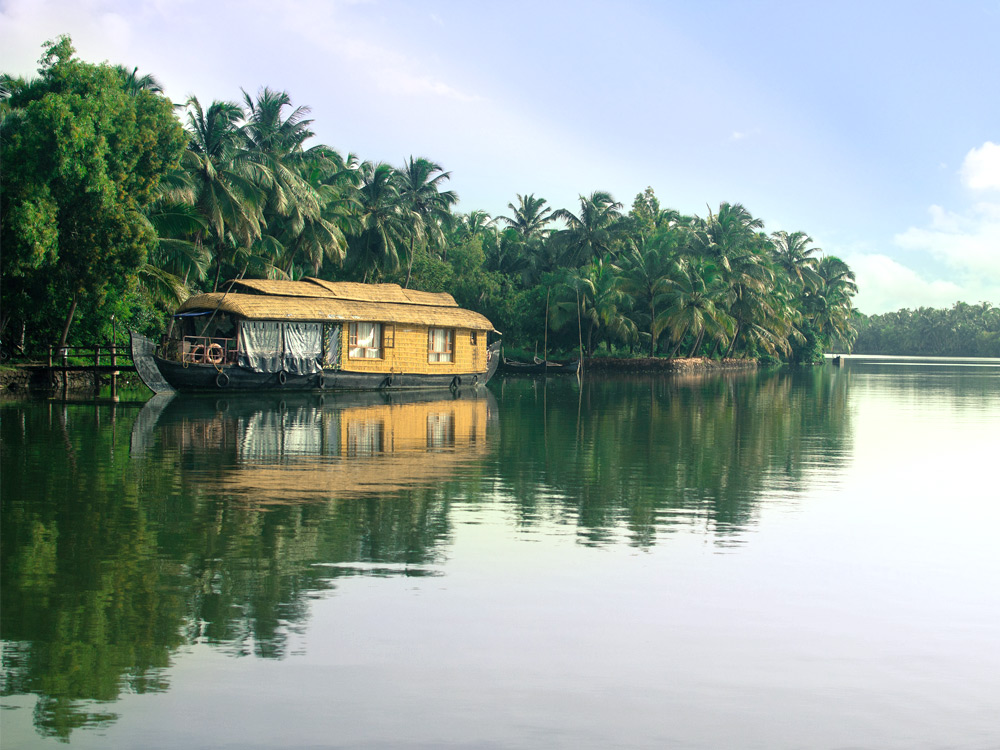 Valiyaparamba/Nileshwar backwaters