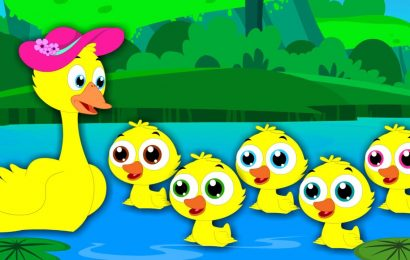 4 Best Nursery Rhyme for Babies : Sing along