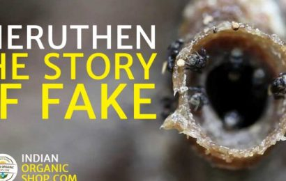 Cheruthen or small honey- The story of fake