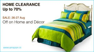 HOME & DECOR TOP BRANDS UP TO 70% OFF